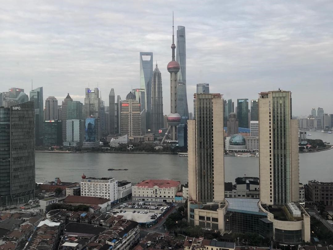 View from OT China office